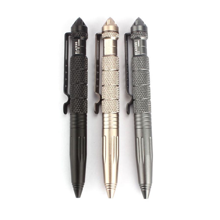 MUQGEW New Arrival Outdoor Military Backpacks Multipurpose Aluminum Tactical Pen Emergency Glass Breaker Tools Equipments