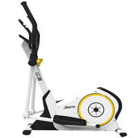JOROTO ME20 Fit Elliptical Machine Trainer Eliptik Bisikle Indoor Exercise Bike Cardio Fitness Home Gym with Heart Rate Monitor