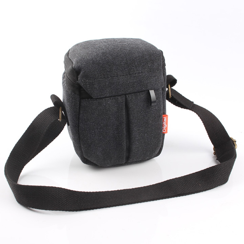 Canvas Camera Bag Cover Case For Nikon COOLPIX P7700 P7800 L840 L830 L820 P330 P300 J5 J2 J3 J4 V3 V2 S2800 S9600 S9700S AW120S