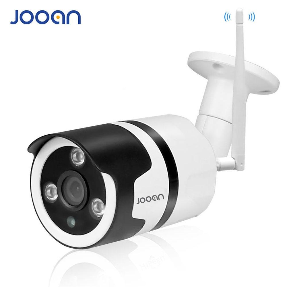 JOOAN trådløst IP-kamera Wifi 2.0MP udendørs overvågningskamera 1080p kugle IP-sikkerhedskamera TF-kort IP66
