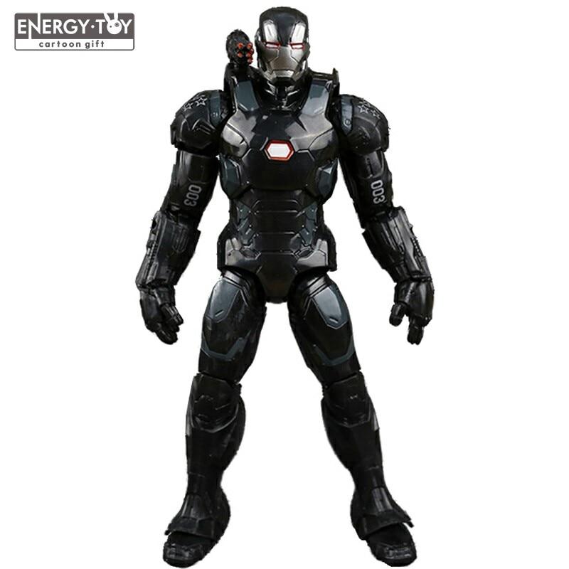 Cartoon Cartoon War Machine supre hero PVC action figure doll model toy