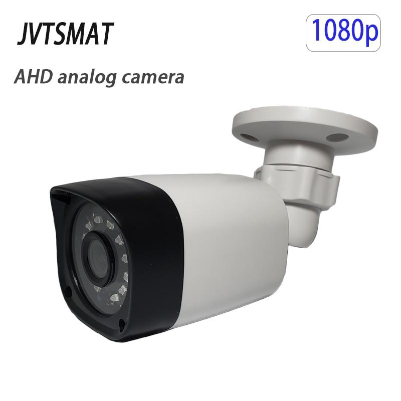 jvtsmart AHD Analog Outdoor Bullet Camera High Definition Surveillance Infrared Camera 720P 1080p AHD CCTV Camera Security