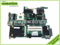 FRU 42W8125 For Lenovo Thinkpad R400 T400 Motherboard Intel Gm45 DDR3 14 Inch Screen Mother Boards
