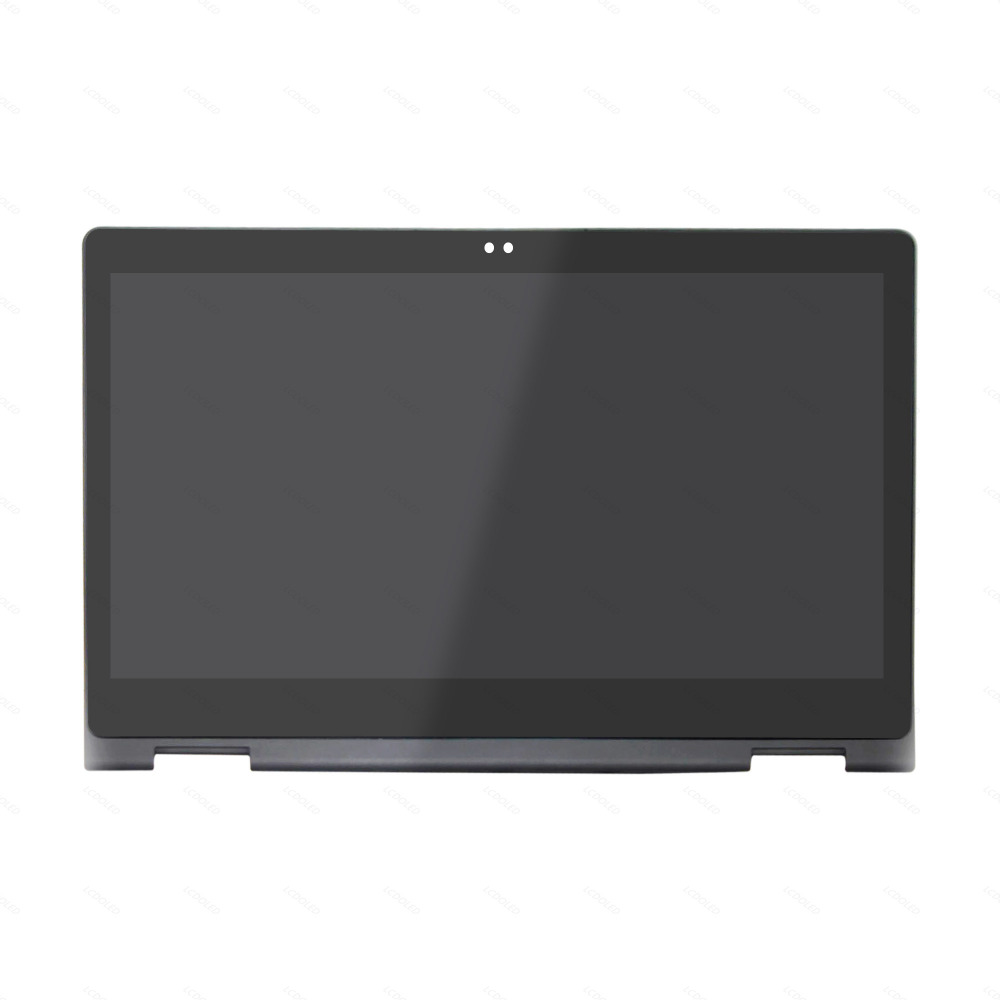 For Dell Inspiron 13 5000 5368 5378 5379 P69G FHD LCD Display Panel Touch Glass Digitizer