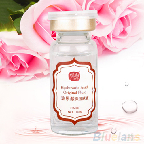 1Pc 10ML Anti-Aging Moisturizing Whitening Hyaluronic Acid Original Liquid HA 4E1F