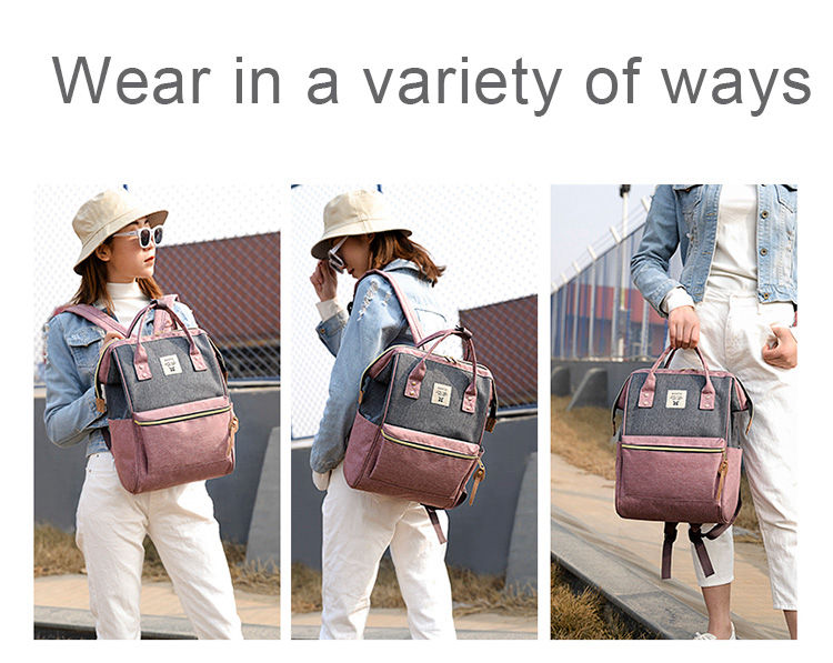 HTB13UMIPFzqK1RjSZFoq6zfcXXaF 2019 Korean Style oxford Backpack Women plecak na laptopa damski mochila para adolescentes school bags for teenage girls