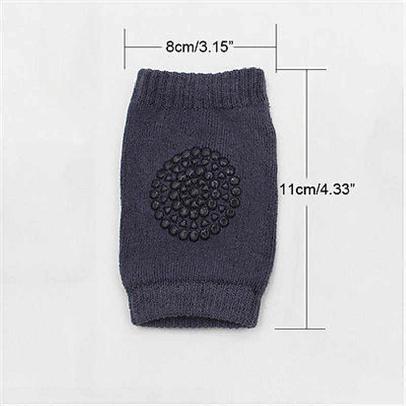Newborn Infants Toddlers Kids Baby Leg Warmers Soft Anti-slip Elbow Cushion Crawling Knee Pad Safety