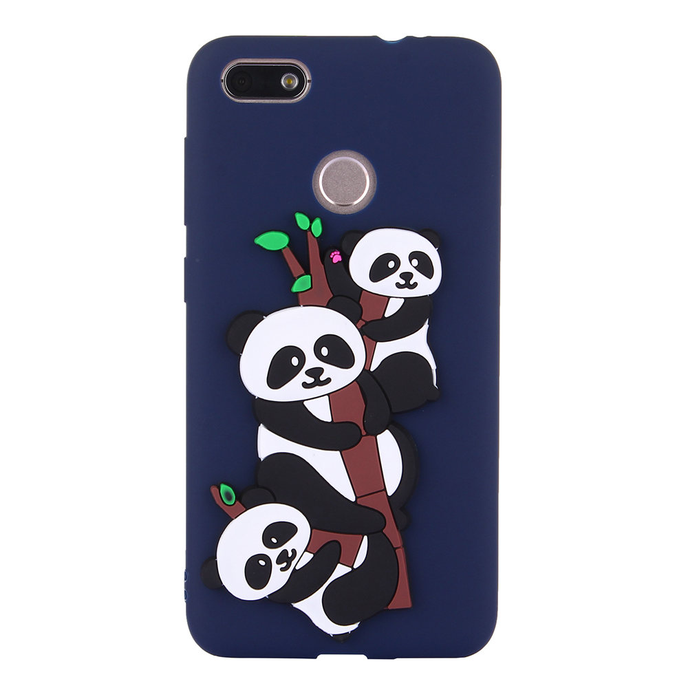 Panda Case for Huawei P9 Lite Mini SLA-L03 SLA-L22 Soft Silicone protective phone Cover for Huawei P 9 Lite Mini SLA L22 Case