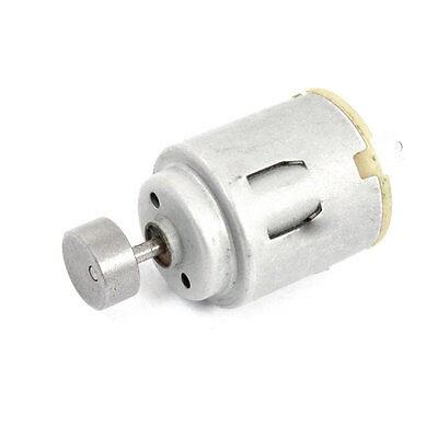 Temperamentvoll 12500 Rpm Dc 3-4,5 V 0.5a Hohe Drehmoment Mikroerschütterungsmotor Silber Ton Einfach Zu Verwenden Haushaltsgerät Teile