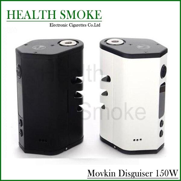 100% Original Movkin Disguiser 150W TC Box Mod in stock FREE SHIPPING