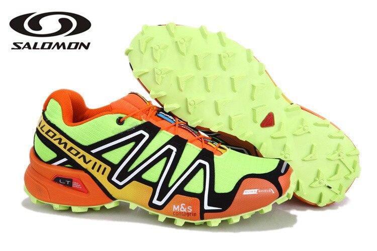 Chaussures de Sport légères Salomon Speed Cross 3 CS III respirantes pour hommes en plein air Eur 40-46 chaussures de randonnée en plein air
