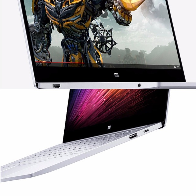 Original Xiaomi Mi Air 12.5 Inch Notebook Intel Core m3 i5 CPU 4GB 8GB RAM 128GB 256GB SSD FHD Display Laptop PC Windows 10