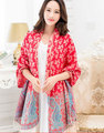 Мода пашмины 100% кашемир женщин шарфы пейсли украл обруч шали шарф