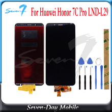 5.99 inch 1440x720 Touch Screen For Huawei Honor 7C Pro LND-L2 LCD Display with Assembly