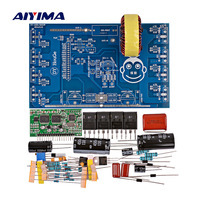 AIYIMA 1 Set 2000W Pure Sine Wave Inverter Conventer Power Board Post Sine Wave Amplifier Board Transformer DIY Kits