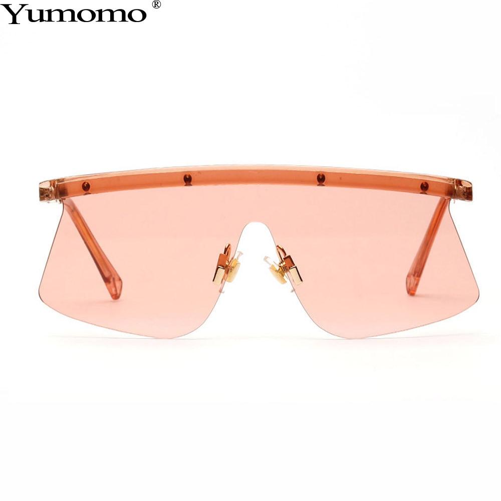 Vintage Square Sunglasses Women 2019 New Fashion Luxury Brand Blue Orange Color Mirror Metal Ladies Windshield Sunglasses UV400 in Women 39 s Sunglasses from Apparel Accessories