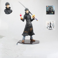 Anime One Piece NEW WROLD Trafalgar D Law High Quality PVC Action Figure Collection Model Toy 23CM