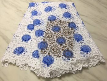 High Quality Nigerian French Swiss Voile Lace In Switzerland For Party 2019 New Design African Guipure Laces Fabric RF353