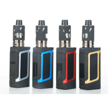Electronic Cigarette Kit 80W X7 Vape Kit Built-in 2000mAh Battery Box Mod with 0.5ohm 3.5ml Tank Capacity E-cigarette Vaper Kit(China)