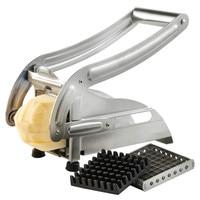 Stainless Steel Home Manual French Fry Cutter Radish Strip Cutter Cucumber Potato Strip Slush Cutting Machine Kitchen Helper
