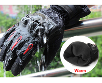 Không thấm nước WindProof Tay xe máy xe máy motociclismo para guantes motocross motocicleta guantes moto luvas