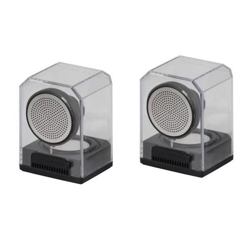 New Crystal Bluetooth Speaker Outdoor Wireless Magnetic True Wireless Stereo TWS Pair Box Heavy Bass Subwoofer встраиваемая стиральная машина hotpoint ariston awm 108