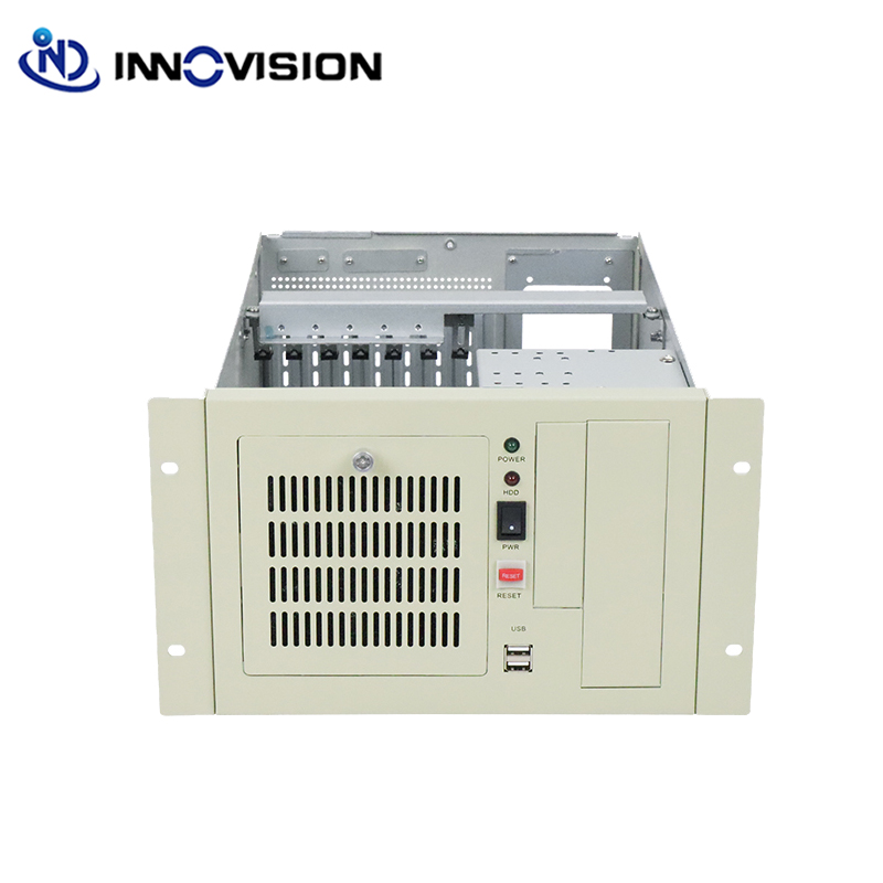 Image 2 - Stable wallmounted chassis IPC2407A industrial computer case supporting 7slot industrial ISA backplane-in Industrial Computer & Accessories from Computer & Office
