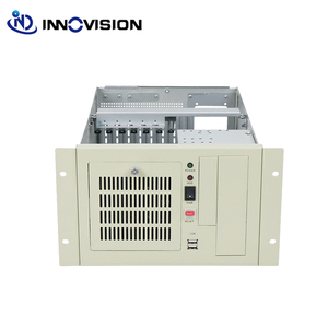 Image 2 - Stable wallmounted chassis IPC2407A industrial computer case supporting 7slot industrial ISA backplane