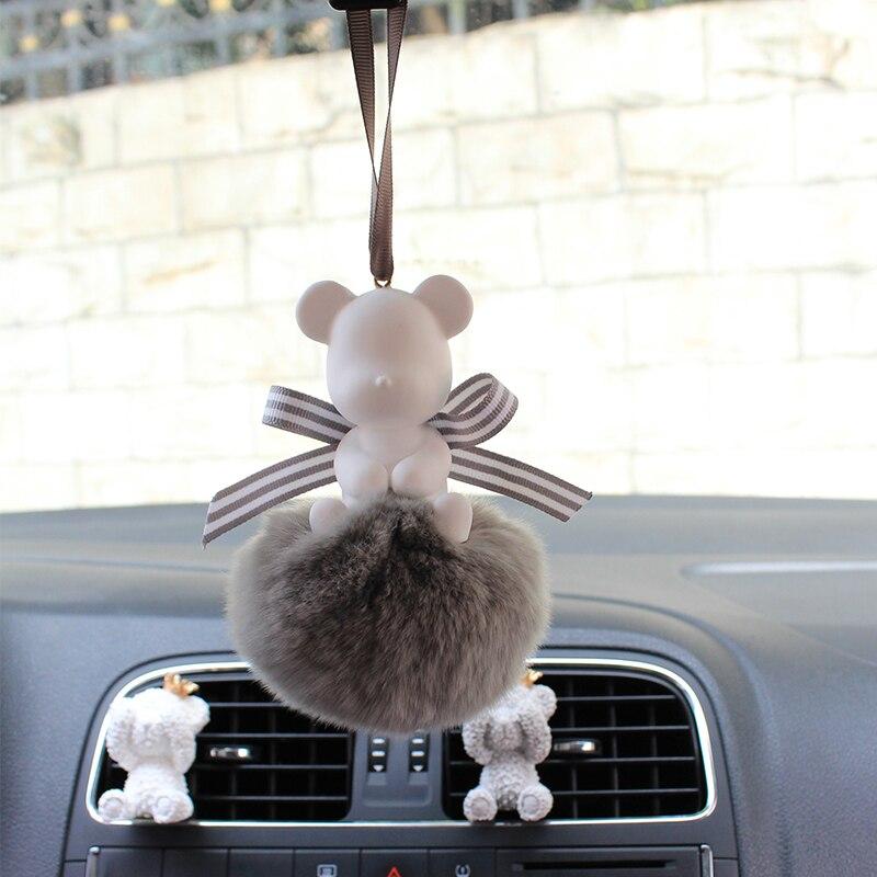 ᐃLindo oído de gato cubre volante decoración lindo s cubiertas de ...