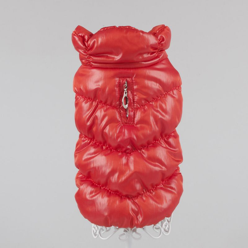 Pet Clothes Puppy Outwear Costume For Winter Warm Coat Down Jacket Vest Gog Clothes Apparel Hot Sale