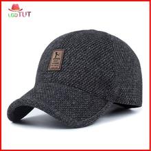 gorras para hombre gorras para gorra hombre hombre invierno de los hombres  sombrero de hombre gorra de béisbol de lana cálido in. 44a5b959b8f