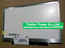 For Samsung NP-X360 LCD Screen LTN133AT14 LTN133AT14-001 Glossy LED Display 13.3 inch Panel Replacement