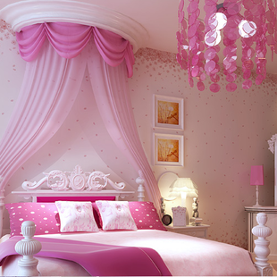 non woven wallpaper rustic child real girl wallpaper pink 12893 | non woven wallpaper rustic child real girl wallpaper pink purple kids bedroom wallpaper