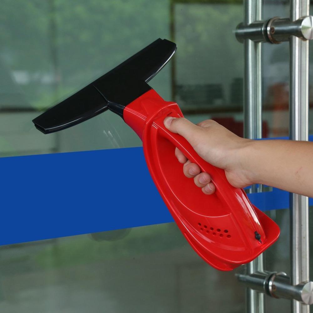 Ручная Беспроводная распылительная стеклянная электрическая щетка для чистки аэрографа автомобильный оконный Пылесос моющий скребок чис...