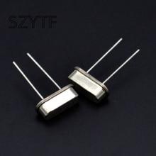 Crystal 25MHz HC-49S type passive crystal (20pcs / lot)