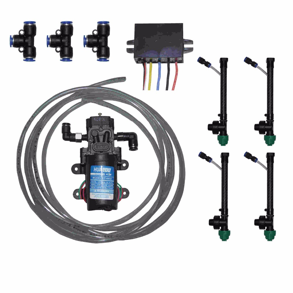 DIY Agricultural drone high pressure spraying system combo for hobbywing X8 power system 15L / 16L / 20L Multi-axis drone