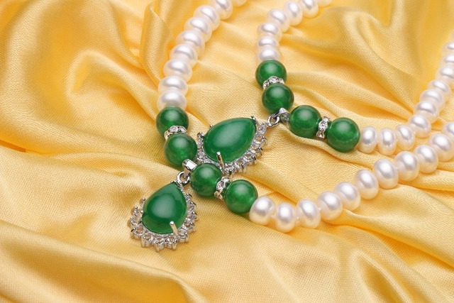 100% Freshwater Pearl Necklace With Noble Agate Jewelry For Women Mother Gift With Gift Box 9-10mm Big Pearl Size
