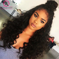 Loose Wave 360 Lace Frontal Closure With Bundles 3Pcs Human Hair Weave With 360 Lace Frontal 7A 360 Lace Virgin Hair Frontal