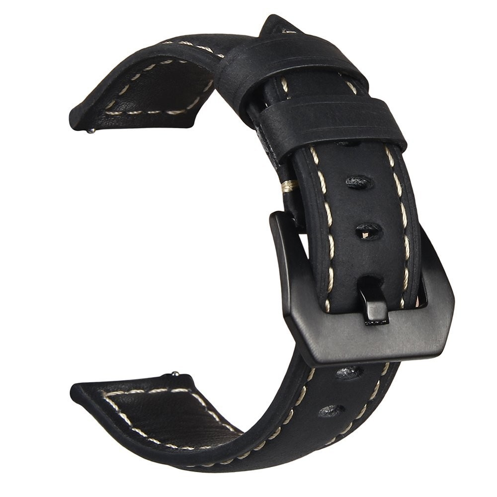 V-MORO Genuine Leather Watch Strap For Samsung Gear S3 Watch Band Replacement Bands For Gear S3 Classic Straps Durable Fashion kimisohand 2016 new fashion design genuine leather loop type watch band strap for samsung gear s2 classic sm r732 hot sale