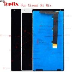 Xiao mi mi mi x wyświetlacz LCD montaż digitizera ekranu dotykowego z ramką do 6.4
