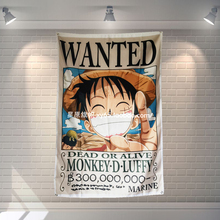One Piece Hanging Flag Banner 144cm x 96cm