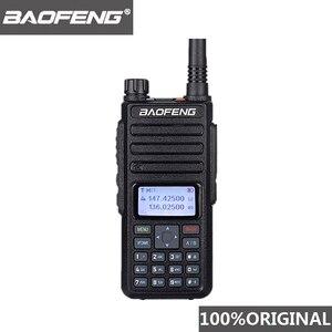 Image 1 - Baofeng DM 1801トランシーバー10キロデュアル時間スロットアナログdmrラジオwalkyトーキープロデュアルバンドdm 1801ラジオcomunicador
