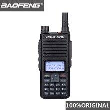 Baofeng DM 1801 talkie walkie 10 Km double créneau horaire analogique DMR Radio Walky Talky professionnel double bande DM 1801 Radio Comunicador