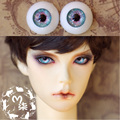 1Pair Retail BJD Eye Acrylic Dolls Accessories  Doll Eyeball 12MM 14MM