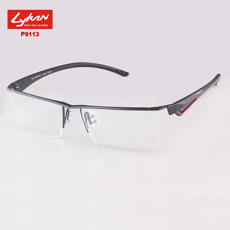 wholesale 2015 designer glasses frames for men black full rim