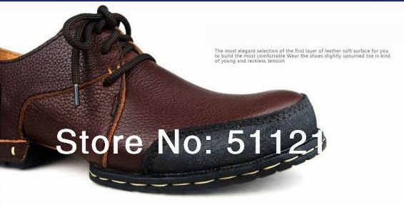 Nouveau marron Cool Homme Affaires Bottes CuirEu39 Véritable En 44Livraison Marque Cuir Britannique Style Lacets Gratuite Noir 2018 À Chaussures PZiuOXk