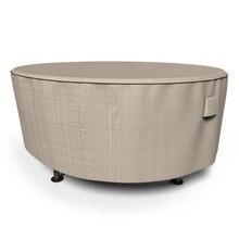 ПВХ мебель для патио Пыленепроницаемый Чехол Круглый стол дождевик для Патио Водонепроницаемый защитный чехол для продажи