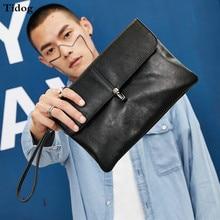 Tidog Korea pria tas tangan tas IPAD clutch bag