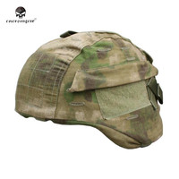 Emerson Airsoft Military Tactical Helmet Cover For MICH 2000 Ver2 For Outdoor Sport Durable Lightweight Helmet