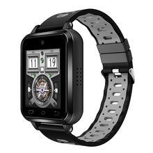 Купить с кэшбэком 4G Smart Watch Phone Q1 Pro Androi 6.0 WiFi Video Call GPS 1.54 Inch Screen 2MP Camera 1GB+8GB APP Bluetooth 4.0 IP67 Waterproof